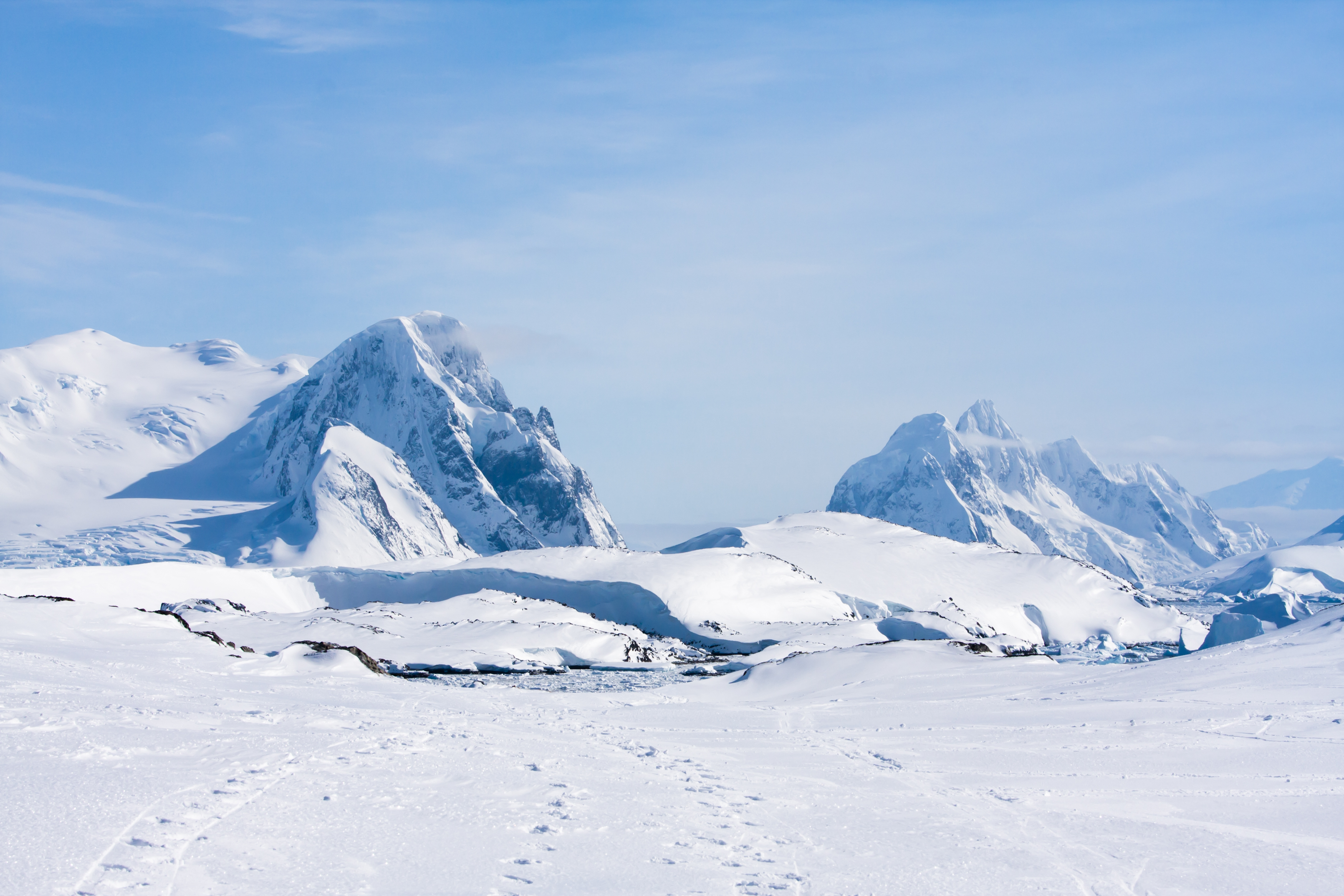 Trip to this part of antarctica does not only take longer but is
