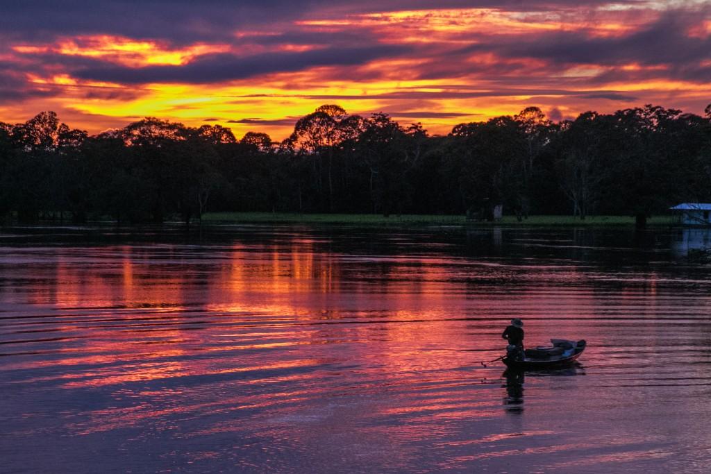 Amazon-Sunrise