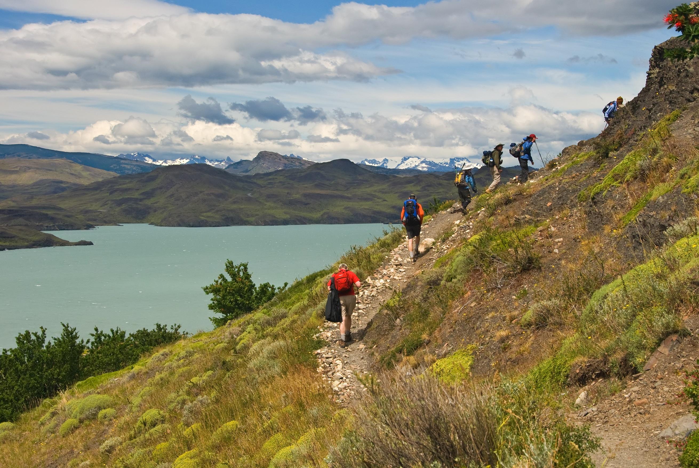 Torres del Paine - Trekking st 12