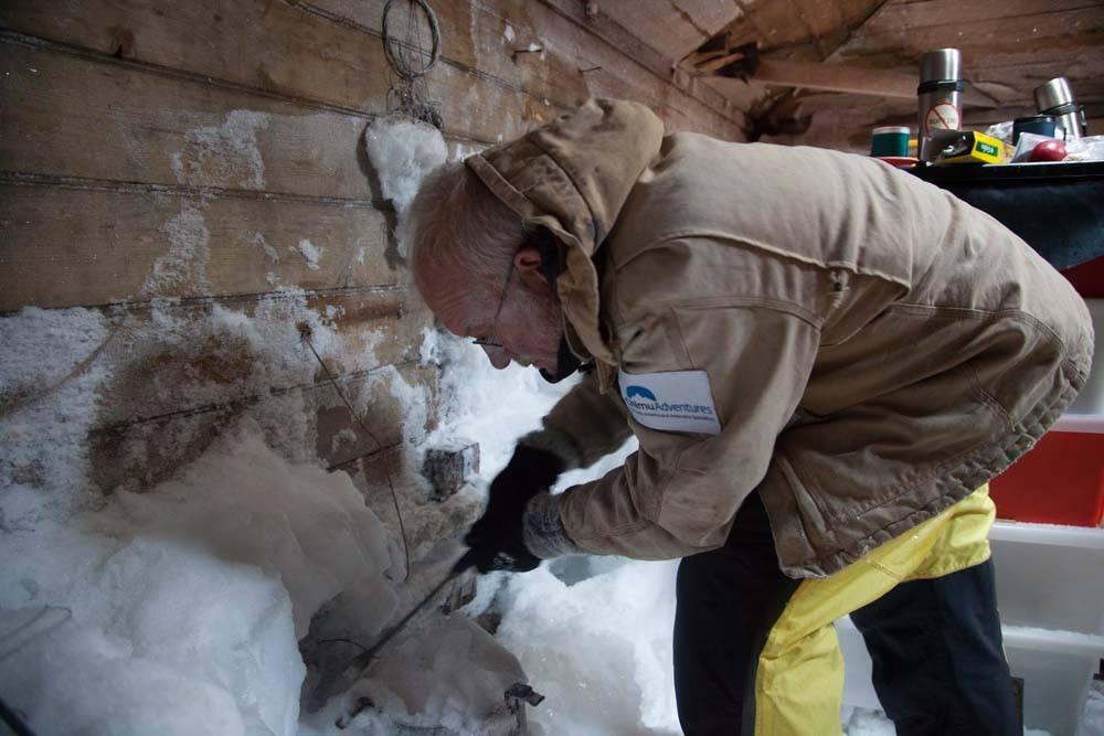 Photocredit: Mawson's Huts Foundation