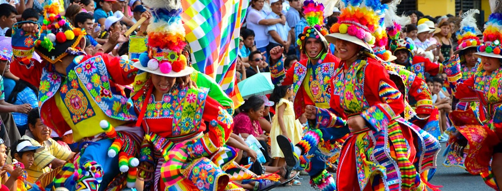 South american culture and traditions