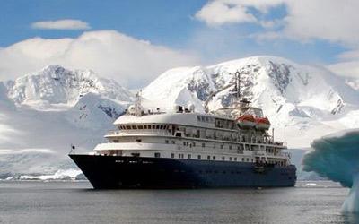 Cruise to Antarctica aboard the Hebridean Sky