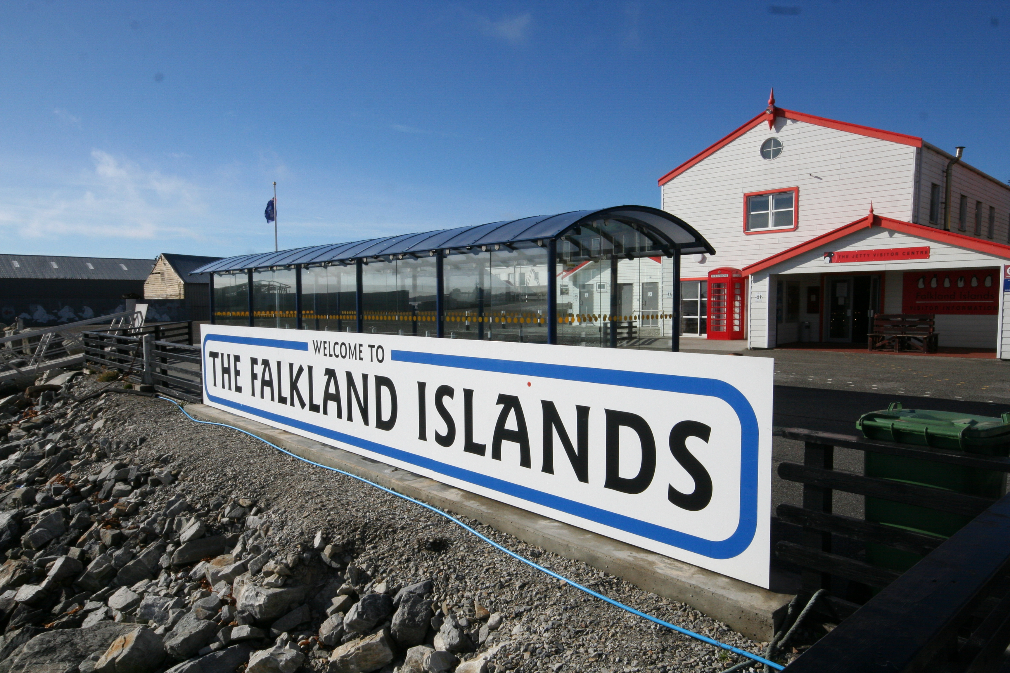 Welcome to the Falkland Islands