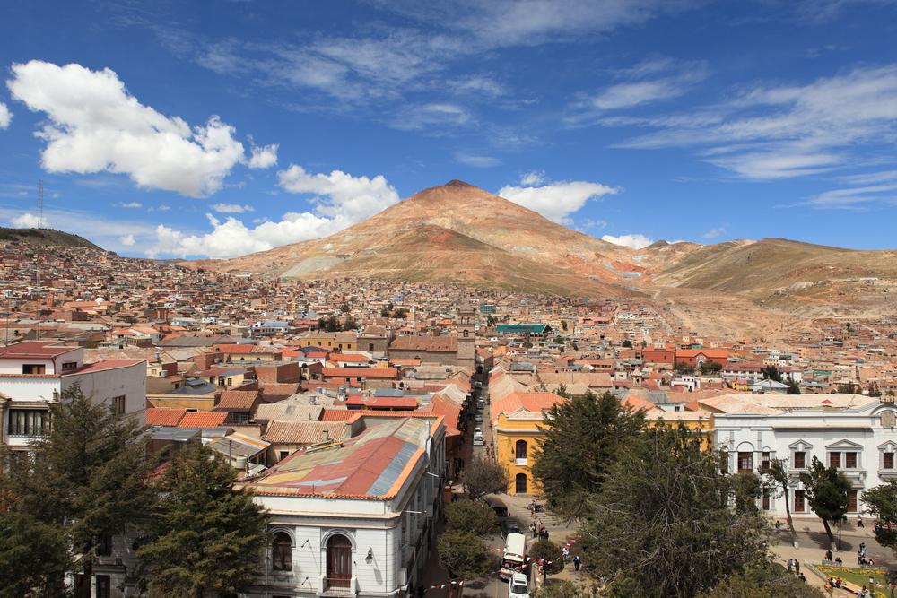 Potosi, Bolivia.