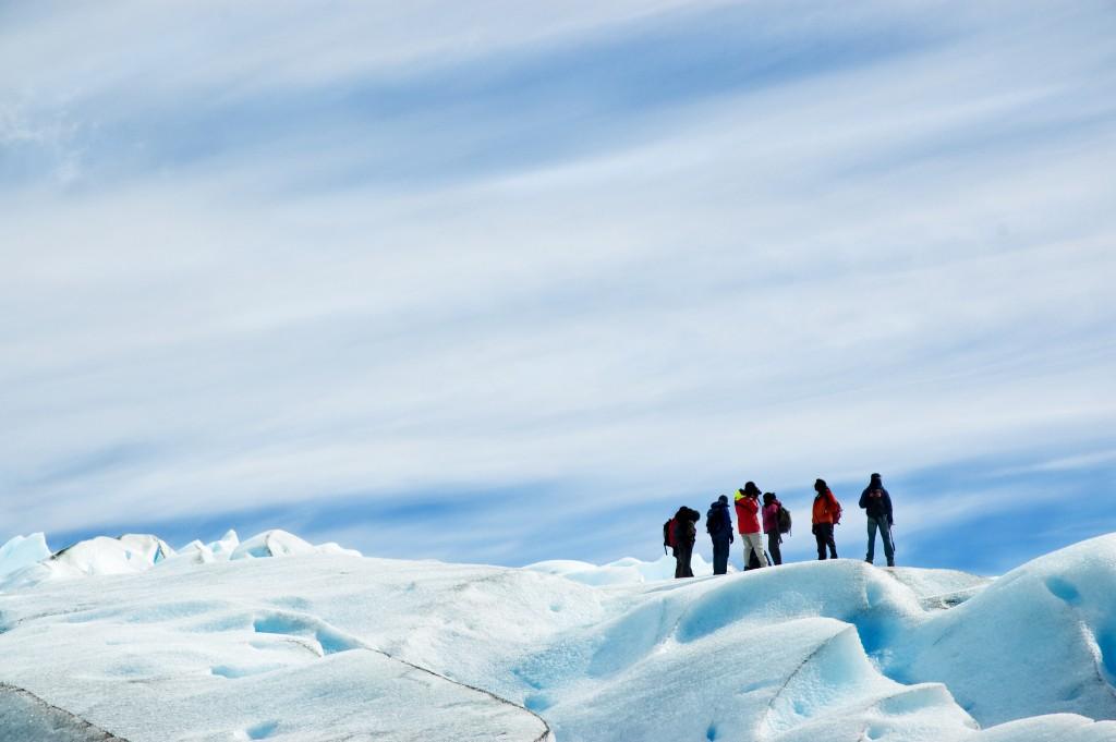 Glacier trail.