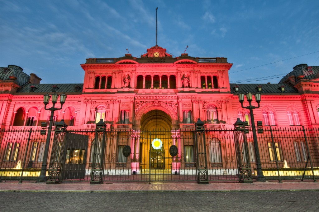 One of the must see destinations in South America: Night life in Buenos Aires