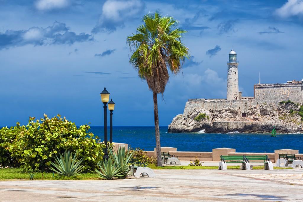 Coastal Cuba