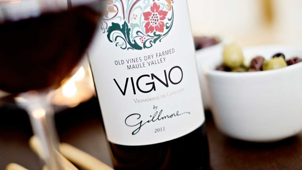 Wine from Carigan region, VIGNO