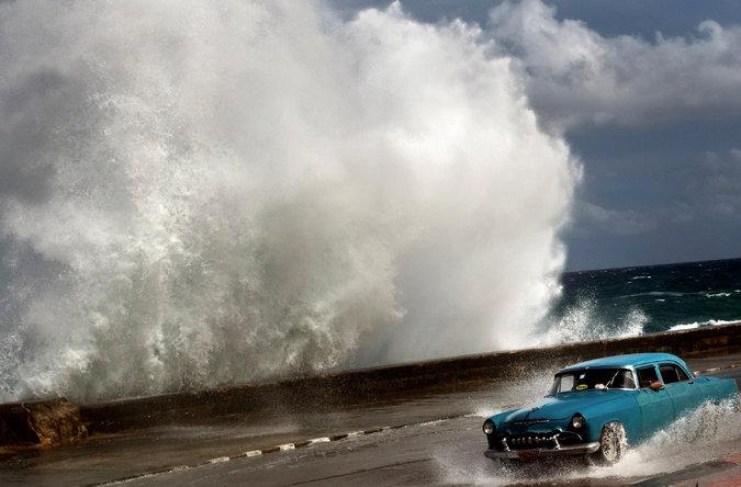 Hurricanes in Cuba