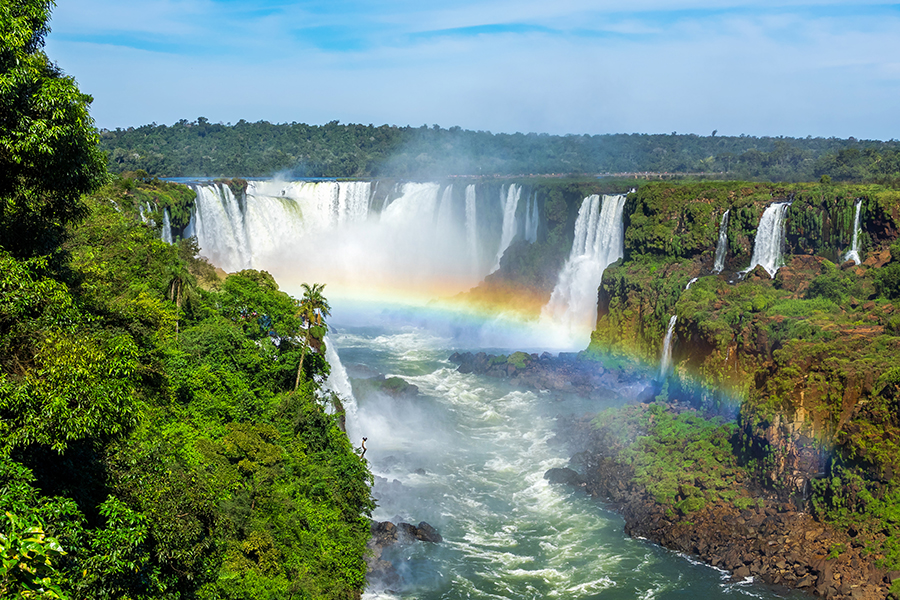 Other reasons to visit Brazil: Iguazu falls