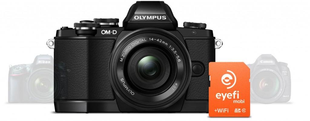 EyeFi Mobi SD Card