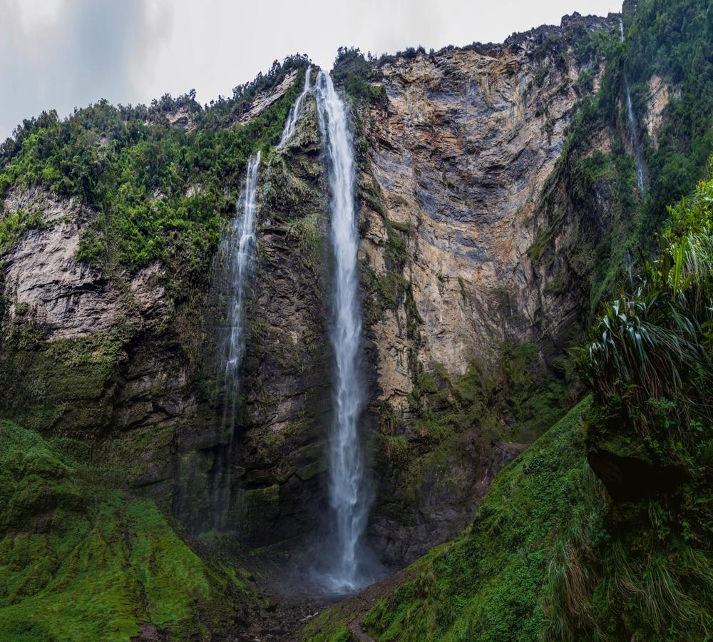 best places in Peru #3: Gotcha Falls.