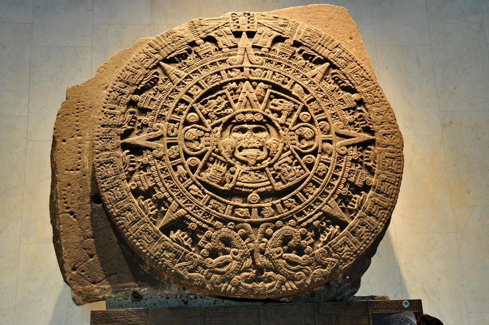 ancient maya calender