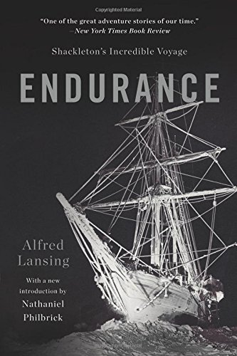 Further Reading on Antarctica: Endurance: Shackleton's Incredible Voyage