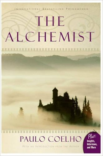 The alchemist part of Top 10 Books to Inspire Wanderlust