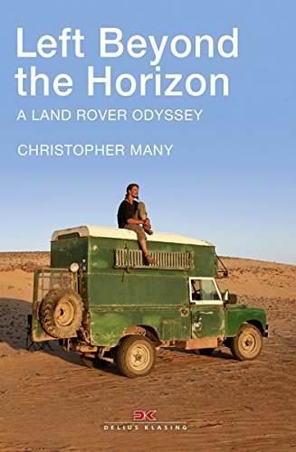 Left Beyond the Horizon, part of Top 10 Books to Inspire Wanderlust. Photo credit: amazon.com