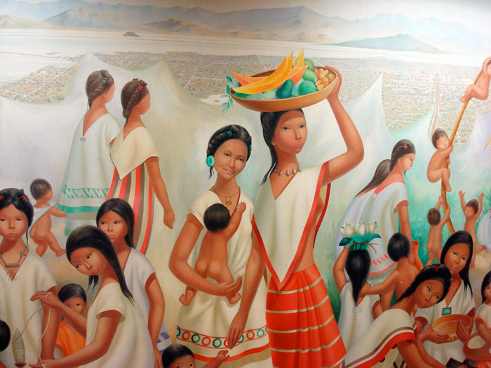 Aztecs women