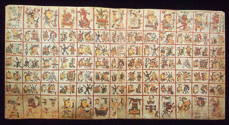 Aztec book