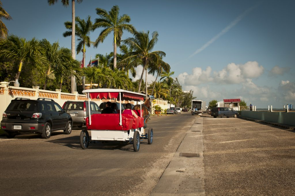 The city of Belize