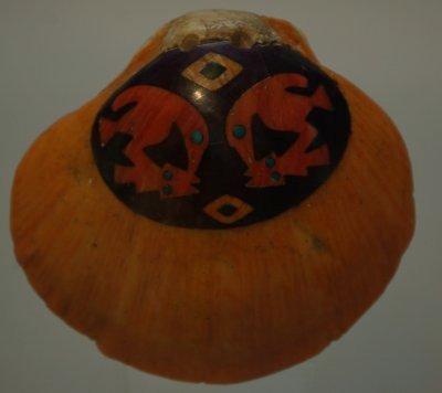 Spondylus Shell used a sacrifice to the moon deity.