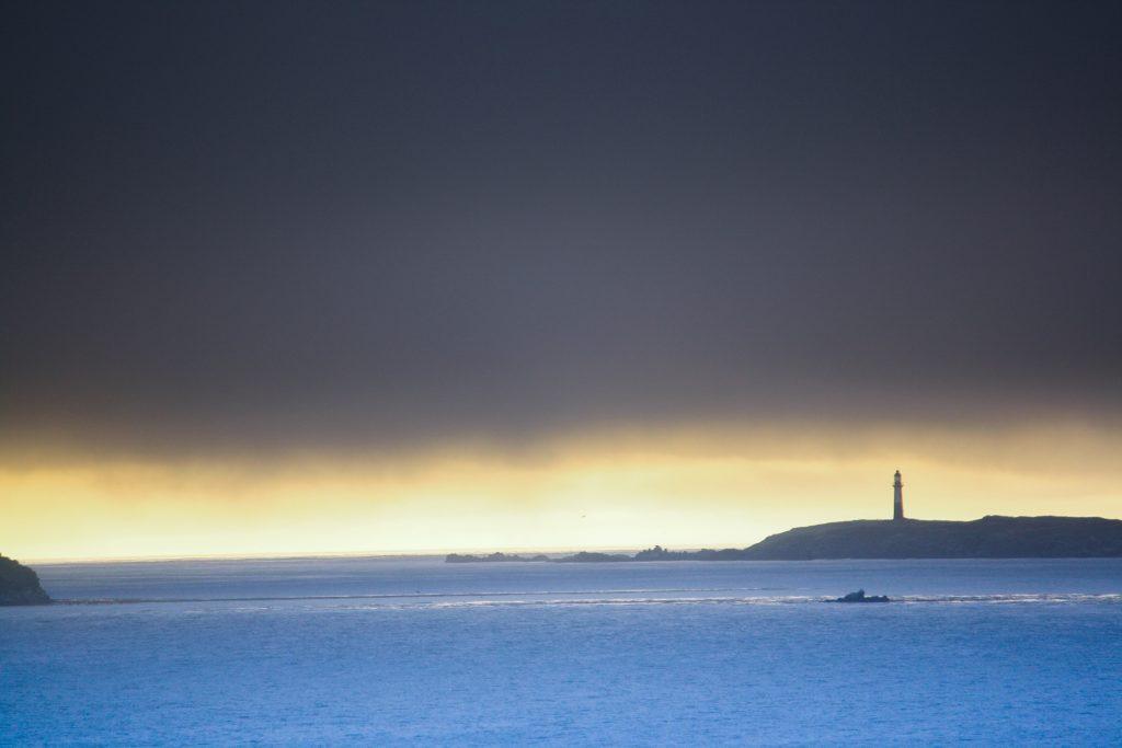 Port Stanley on Falkland Island