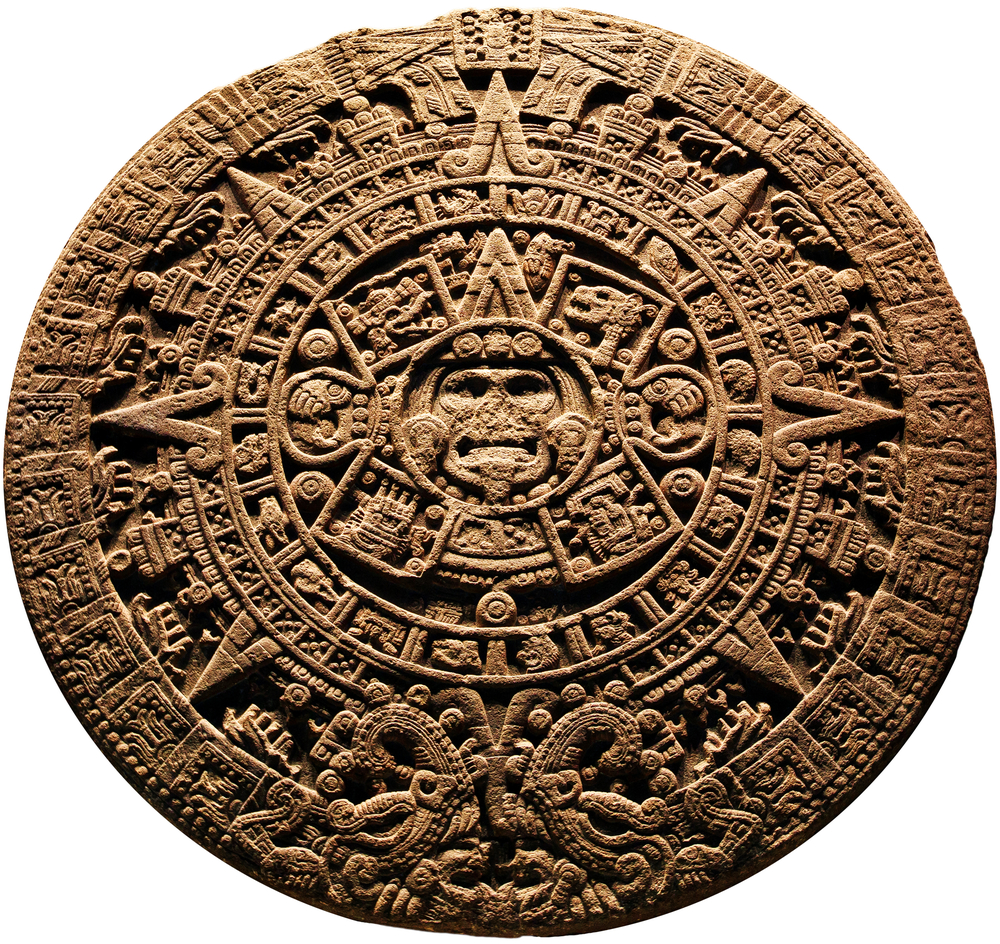 10 interesting facts about the aztecs for Aztec mural tattoos