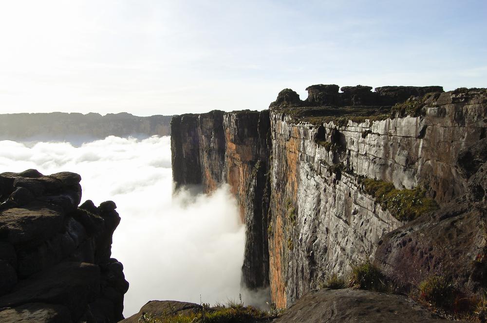Angel falls: world's highest waterfall in Venezuela