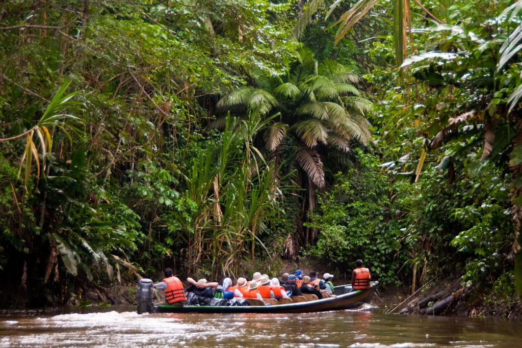Sustainability in tourism in the Amazon