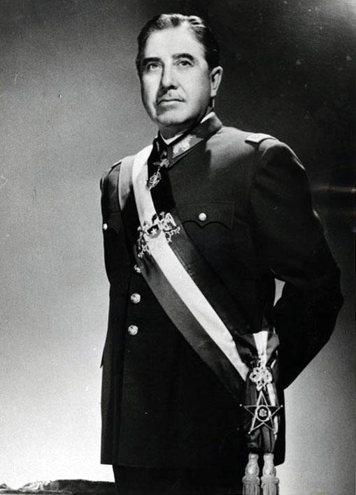 General Augusto Pichonet.