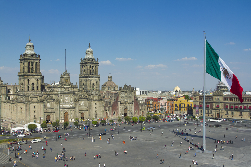 Climate Mexico City