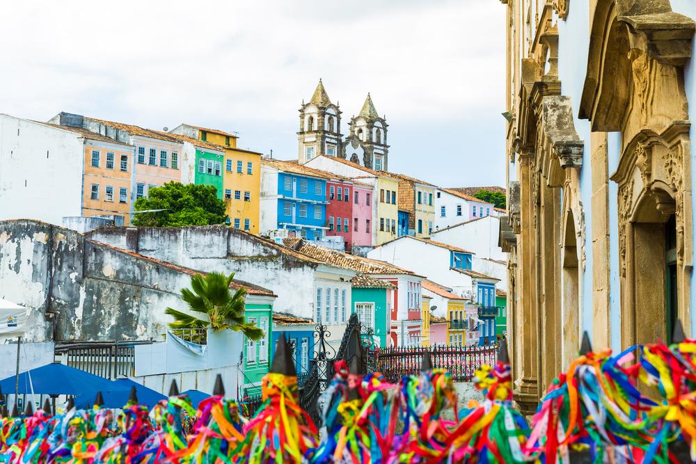 Salvador city