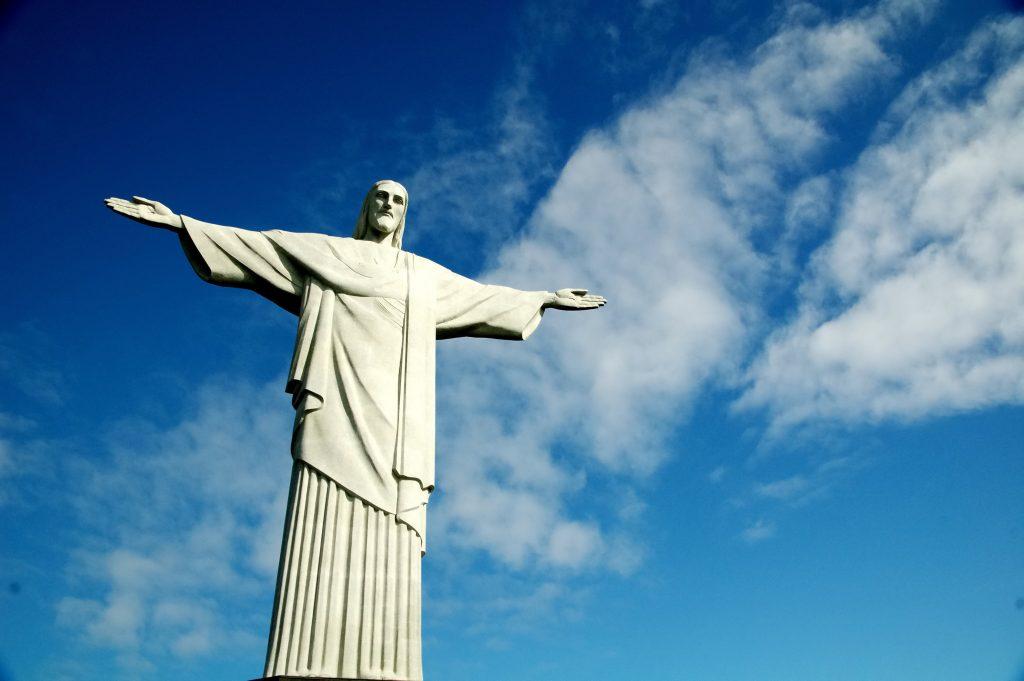 Christ, a symbol of Rio de Janeiro