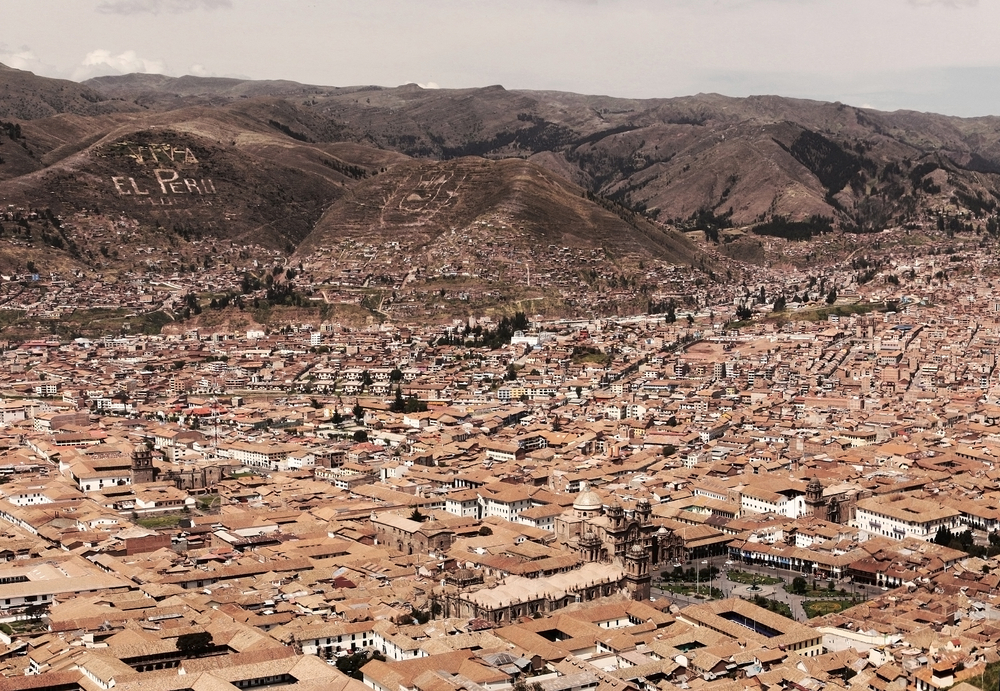 Cuzco, the historic capital of the Inca Empire