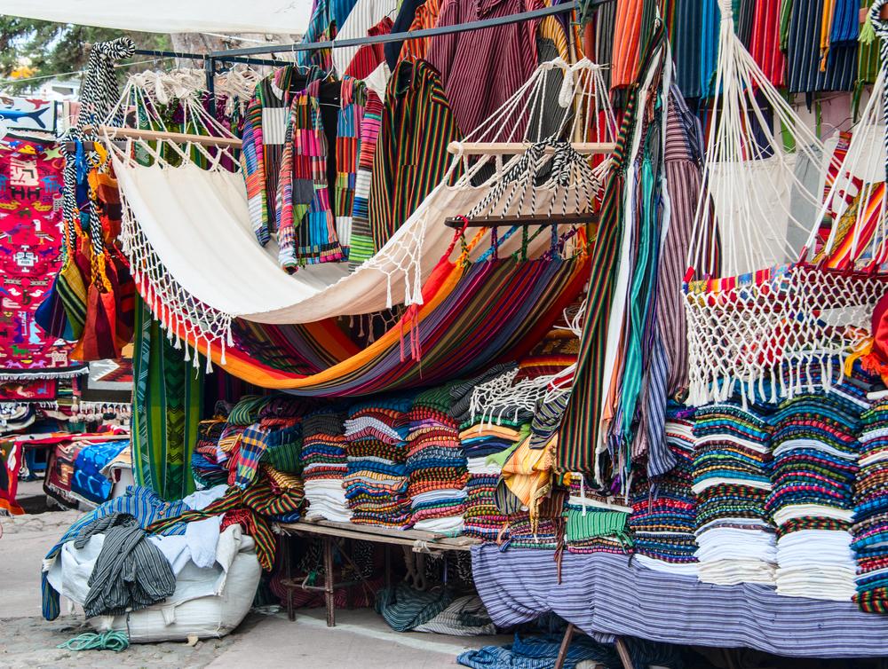 Ecuadorian textiles