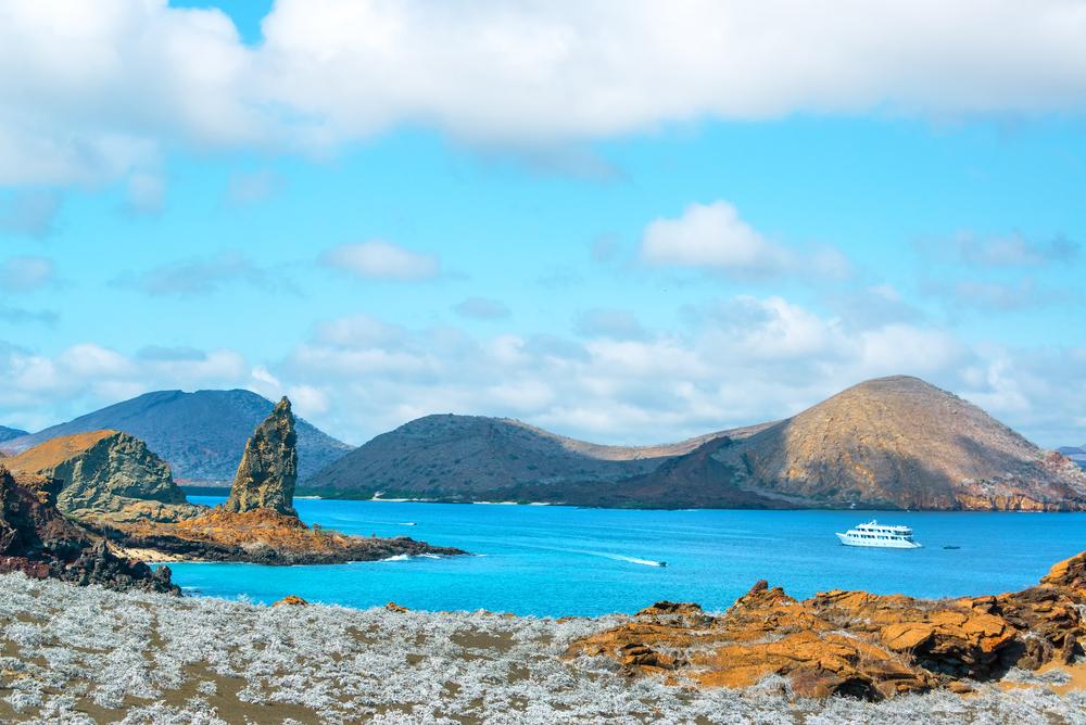 Galapagos scenery.