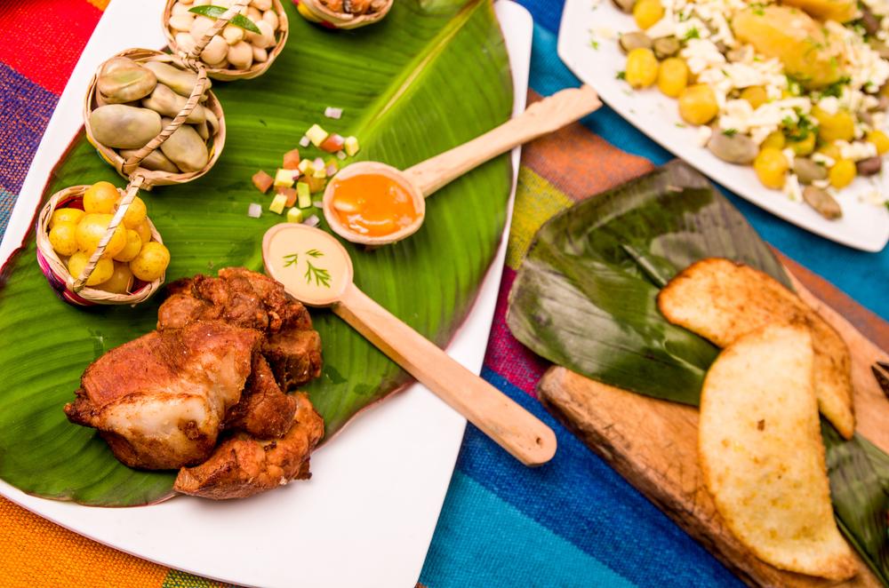 Ecuadorian Cuisine.