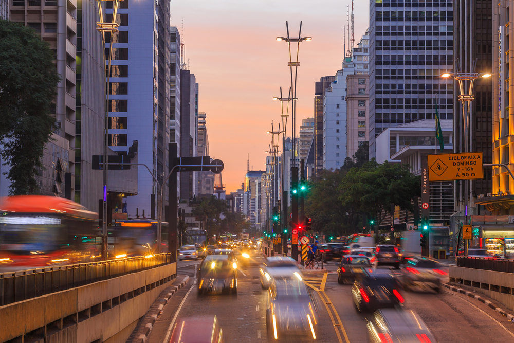 Paulista population from Sao Paulo