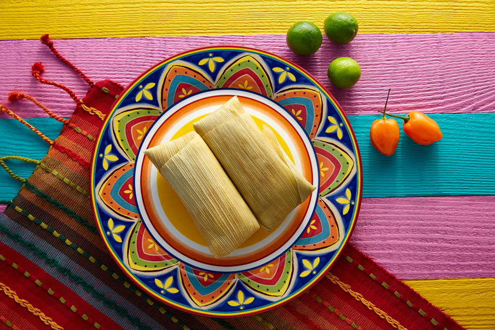 Tamales, cuisine of Mexico