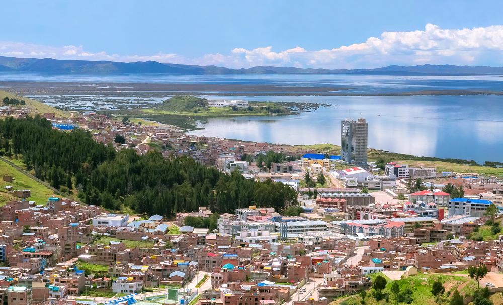 Puno city