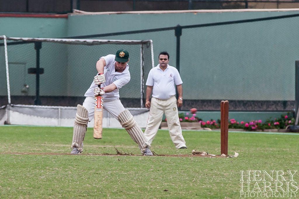 Cricket, a National sport in Peru