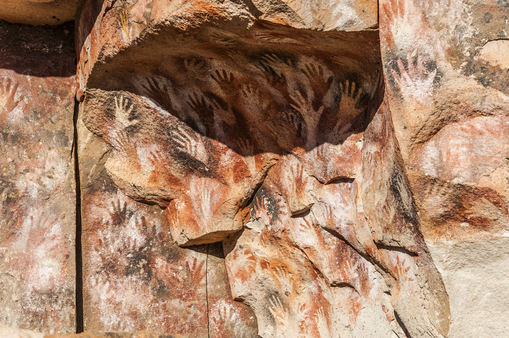 The history of Argentina dates back thousands of years to ancient cave paintings found in Patagonia.