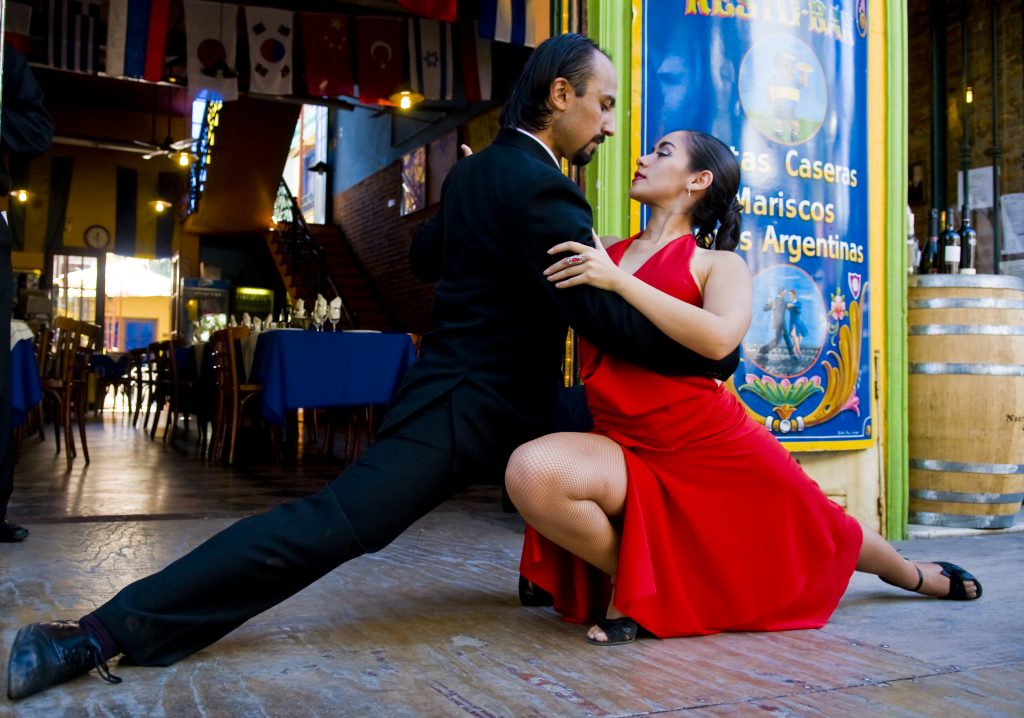 Dance the Tango in Buenos Aires