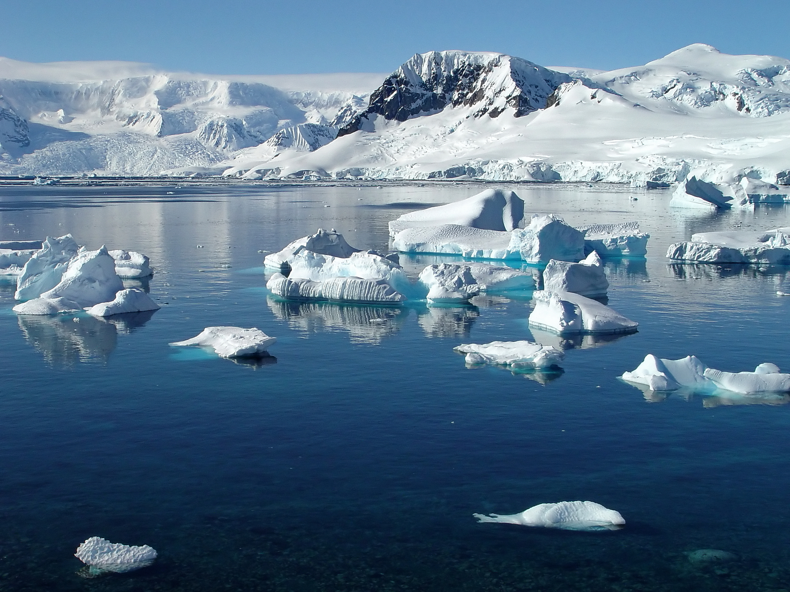 Fly to Antarctica from Australia
