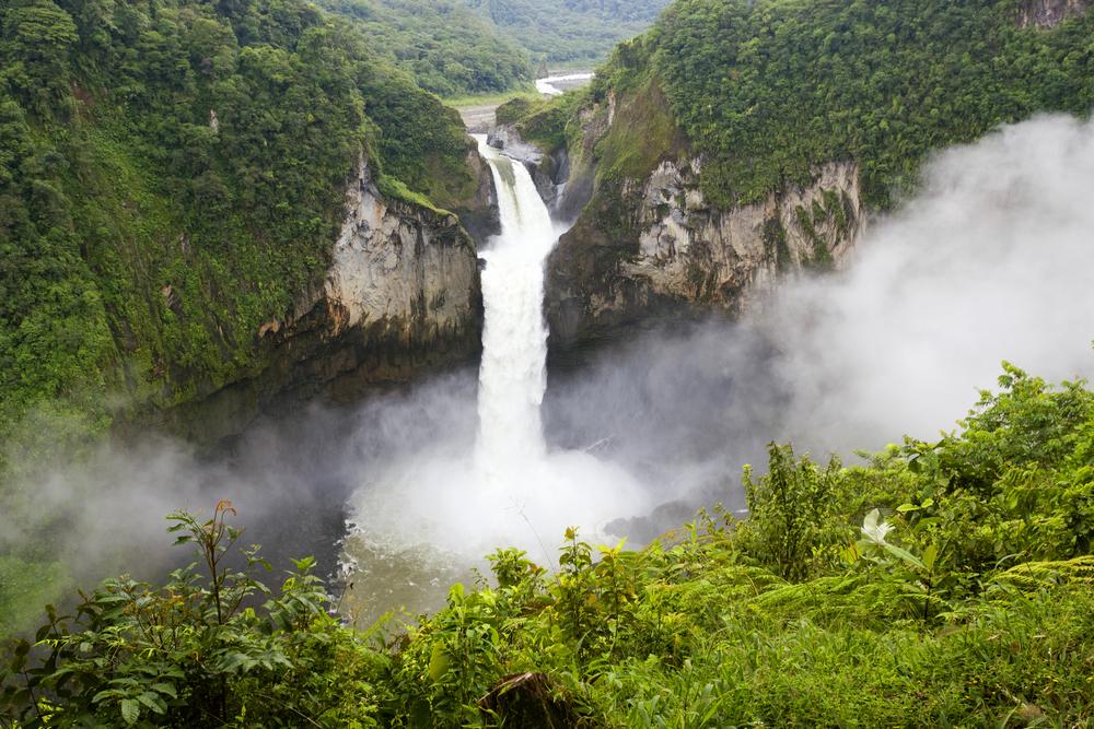 Geography of Ecuador: The Ecuadorian Amazon.