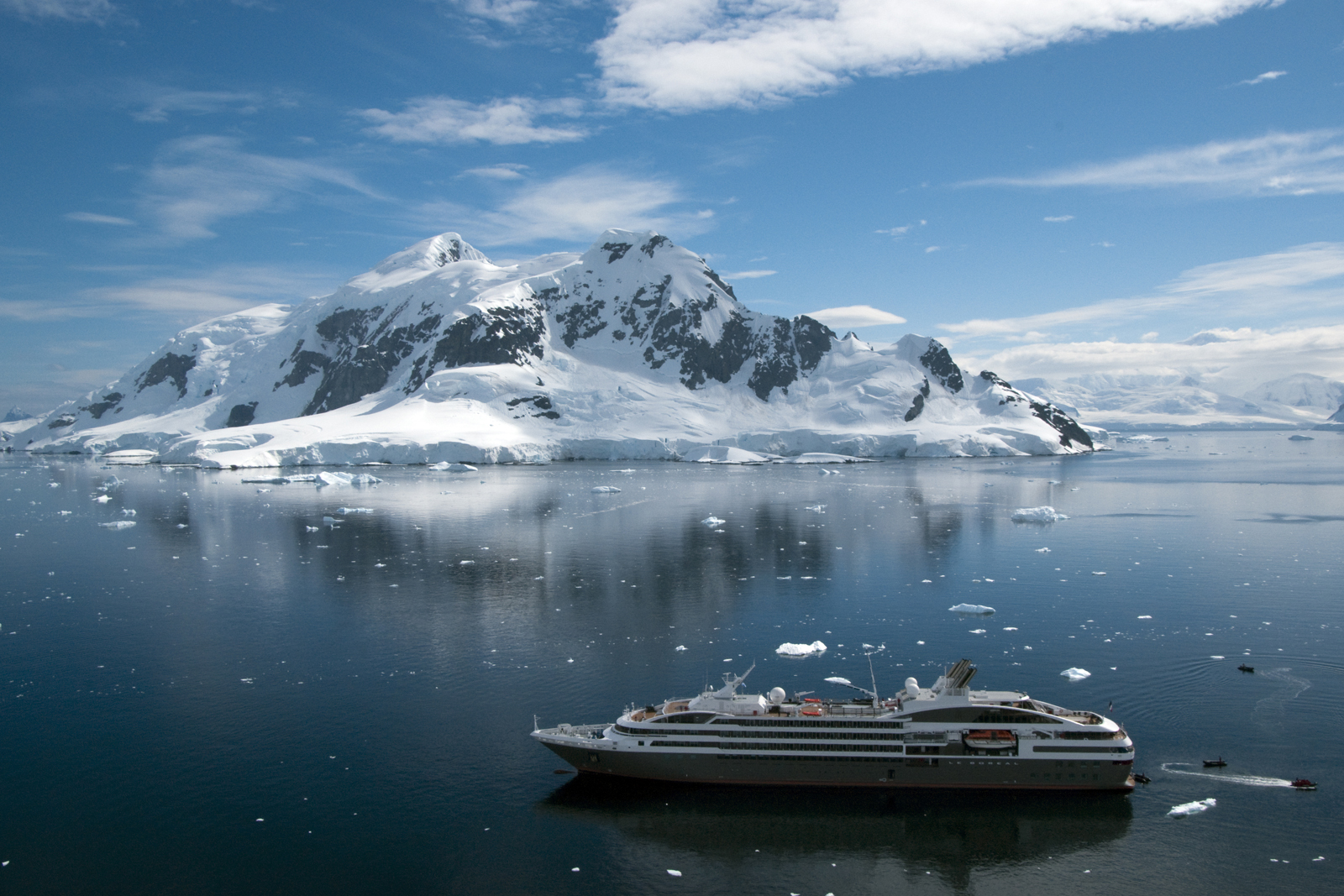 Go on a Antarctic Cruise expedition.