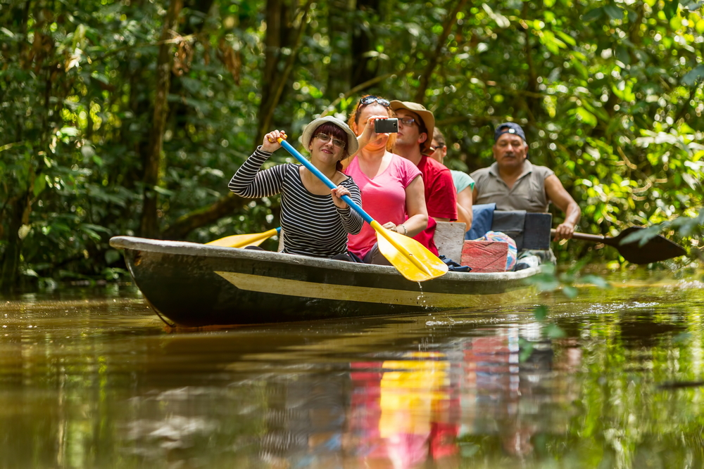 Tourism in the Amazon
