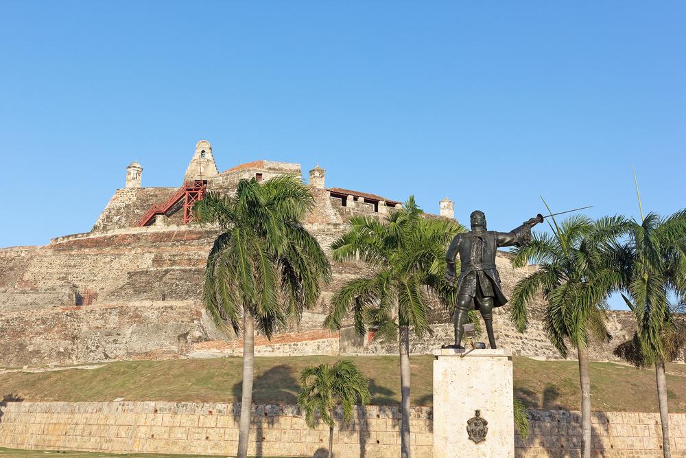 UNESCO World Heritage site: Castillo San Felipo.