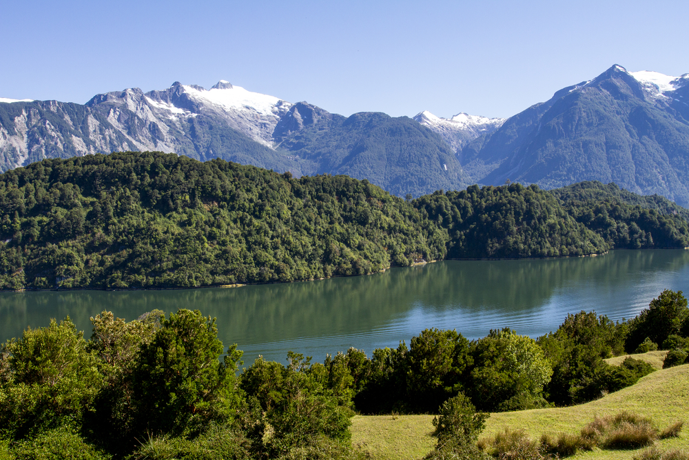 Puerto Chacabuco - The Inside Passage Of The Chilean Fjords.