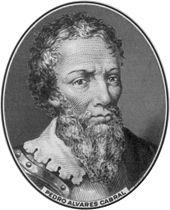 Pedro Alvares Cabral.