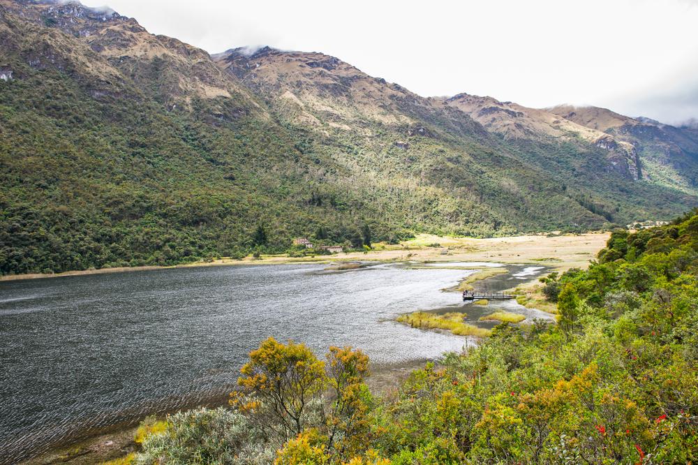 Cajas National Park.